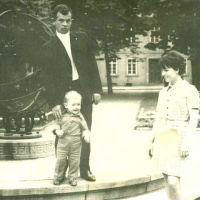 Бернбург - 1972 год., Бернбург