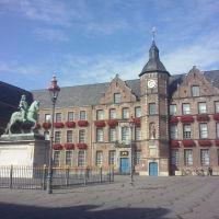 Старая Ратуша 14 века, Дюссельдорф