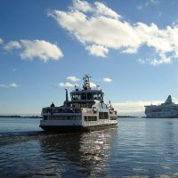 Helsinki ferry, Хельсинки