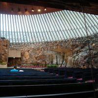 Helsinki_ church 2, Хельсинки
