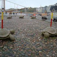 Helsinki jetty, Хельсинки