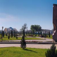 Тараз. Археологический парк «Древний Тараз», Тараз