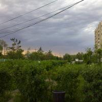 Обелиск июнь 2011, Сарань