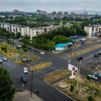 "Перекрёсток ""Зорька"", Темиртау"