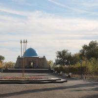 Жанкожа батыр кесенесі, Казалинск