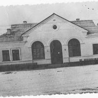 Вокзал моего детства.Где то 1962-1963 года., Талшик