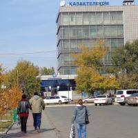 перекрёсток Б.Мамыш улы и Дулатова(новые названия), Семипалатинск