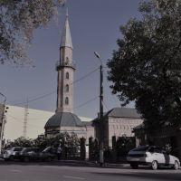 Старая мечеть на ул.Рабочей, Уральск