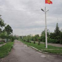 8 школа ул.Ленина, Кара-Балта