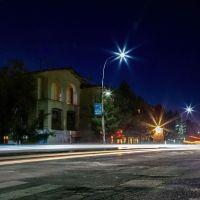 Кодомбердиева ночью, Кара-Балта