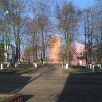 Белая вежа Осень, Каменец