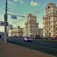 Ворота города, Минск