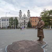 Памятник получению Минском Магдебургского права в 1499 г., Минск