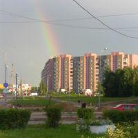 После дождя, Новополоцк