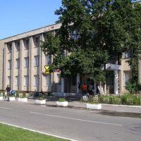 Здание КБО, Корма