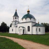 Корма. Храм святителя Николая Чудотворца, Корма