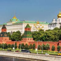 Кремль, Корма