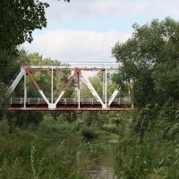 Железнодорожный мост, Слоним