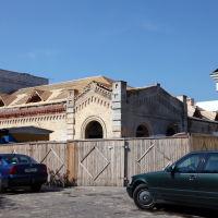 Строительство театра, Слоним