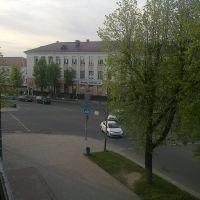 Улица Волынца , Молодечно