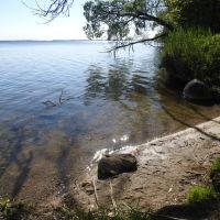 Озеро Мястро май 2018, Мядель