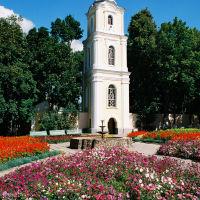 монастырь - башня, Несвиж