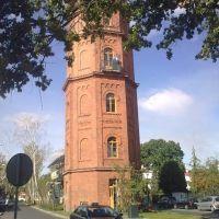 Водонапорная башня, Старый город, Плоцк