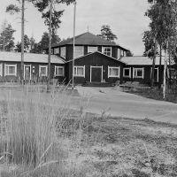 Культурный центр в эстонском посёлке 1990г. , Лянтор