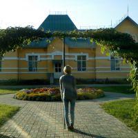 Вокзал, Алейск