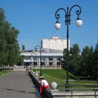 театр драмы на Социалистическом проспекте, Барнаул