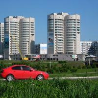 транспортная развязка на Павловском тракте, Барнаул