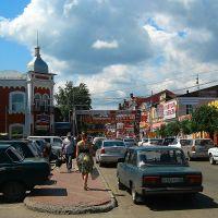 улица Льва Толстого, Барнаул