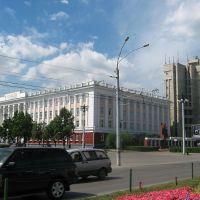 Алтайский Государственный университет на Ленинском проспекте, Барнаул