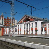 железнодорожный вокзал, Барнаул