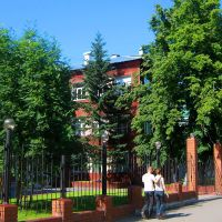 проспект Строителей, Барнаул