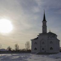Соборная мусульманская мечеть, Славгород