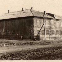 Школа 1956 г, Усть-Чарышская Пристань