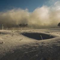 Туманы января., Зея
