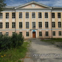 Школа, Вельск