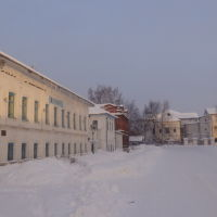 Библиотека и литературная усадьба Козьмы Пруткова, Сольвычегодск
