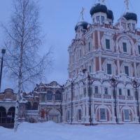 Введенский собор 1693г., Сольвычегодск