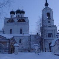 Благовещенский собор 1560г., Сольвычегодск