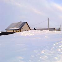 Над нашим домом целый год мела метель..., Кумертау