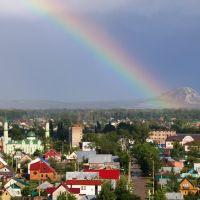 Радуга над городом Поярков А., Стерлитамак