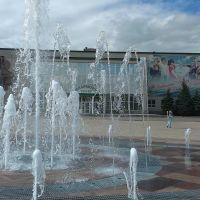 Городские фонтаны Поярков А., Стерлитамак