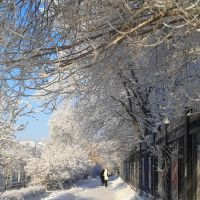 улица Башкортостана  2011, Учалы