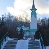Учалинская соборная мечеть, Учалы