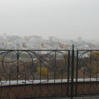 Вид на город с Харьковской горы, Белгород