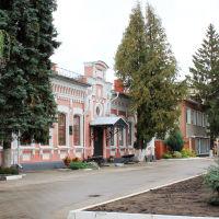 Осень, октябрь 2017, Борисовка