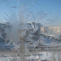 мороз, Старый Оскол